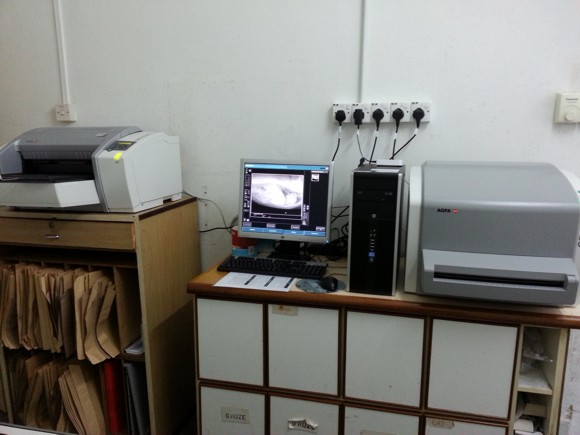 digital radiology machine